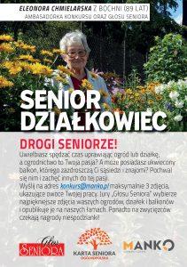Senior Działkowiec