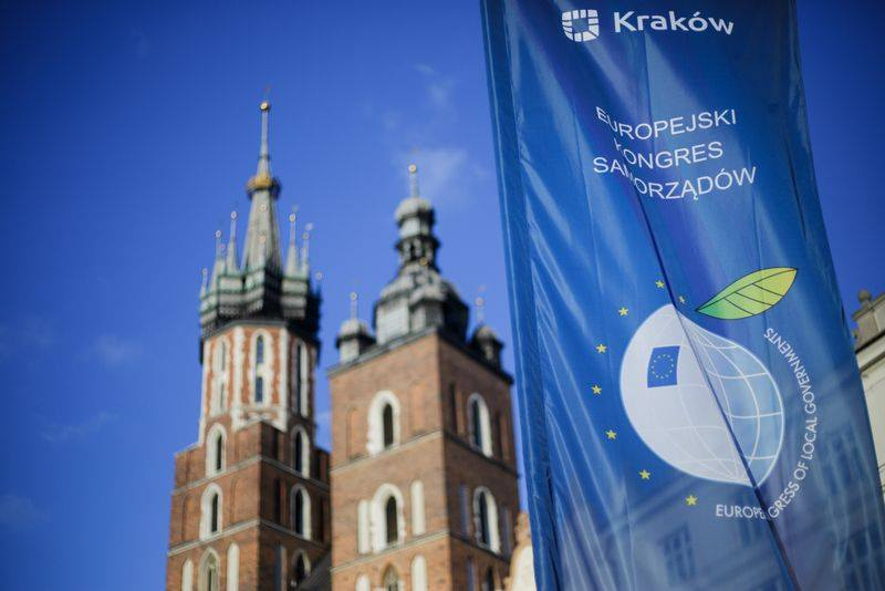 V Europejski Kongres Samorządów w Krakowie