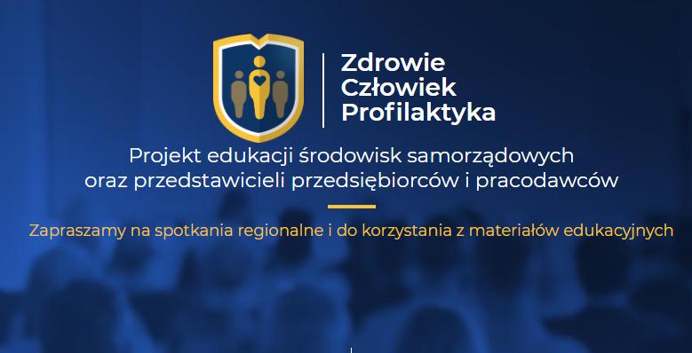 Zdrowie Człowiek Profilaktyka spotkanie w Kielcach siódmy czerwca